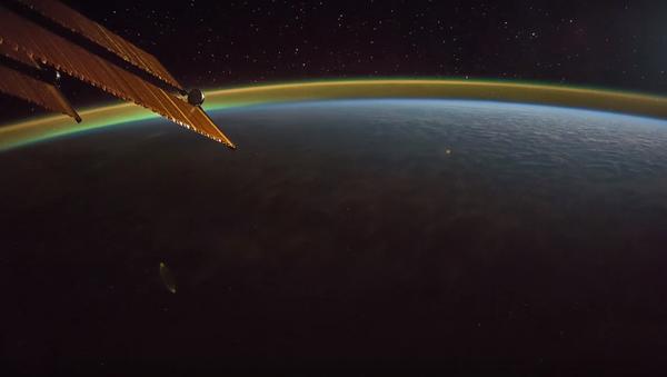 Залазак сунца из свемира - Sputnik Србија