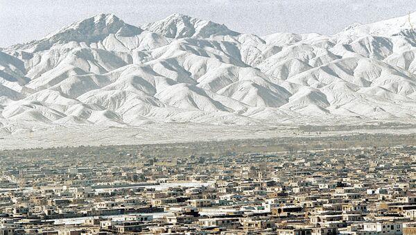 Престоница Авганистана Кабул - Sputnik Србија