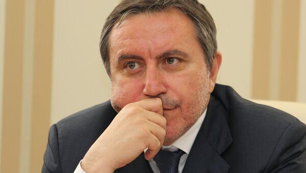 Ленур Исљамов - Sputnik Србија