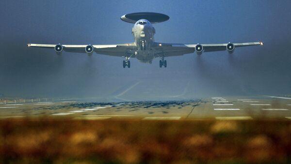 Boing E-3 Sentri (AWACS) - Sputnik Srbija