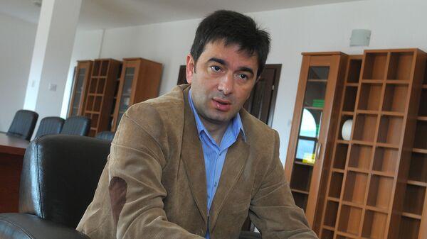 Lider Pokreta za promene Nebojša Medojević - Sputnik Srbija