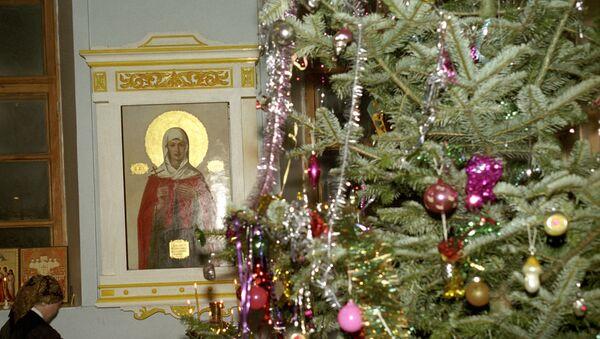 Božićna liturgija - Sputnik Srbija