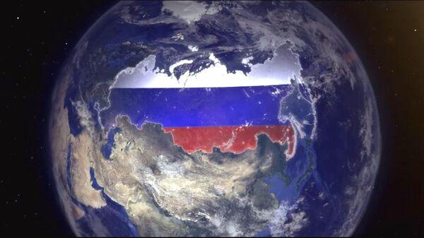 Карта Русије - Sputnik Србија