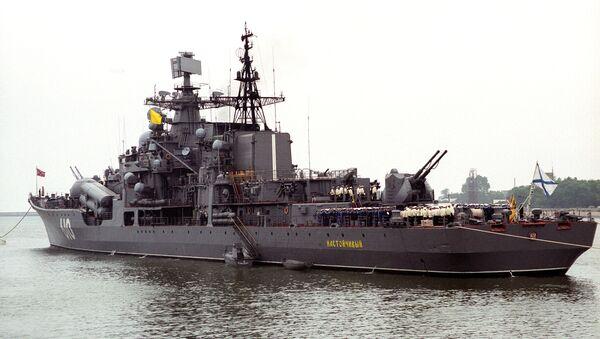 Razarač Baltičke flote - Sputnik Srbija