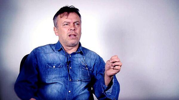 Nenad Janković poznatiji po svom nadimku Dr. Nele Karajlić - Sputnik Srbija
