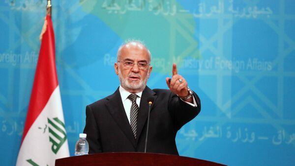 Ibrahim el Džafari ministar spoljnih poslova Iraka - Sputnik Srbija