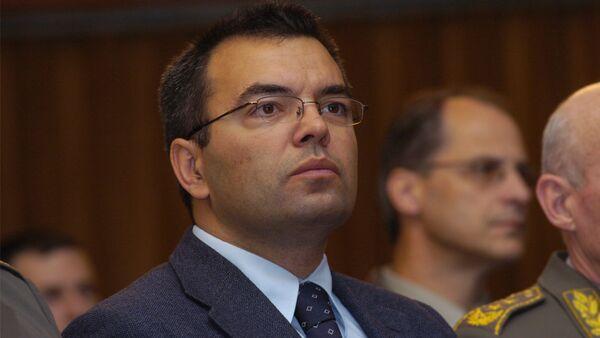 Бојан Димитријевић - Sputnik Србија