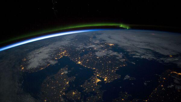 Pogled na Zemlju iz kosmosa - Sputnik Srbija