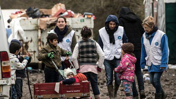Мигранти из Сирије су преплавили Европу. - Sputnik Србија