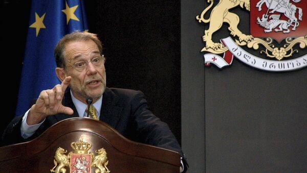 Бивши генерални секретар НАТО-а Хавијер Солана - Sputnik Србија