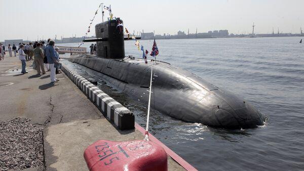 Morski duh, nevidljiva ruska podmornica - Sputnik Srbija