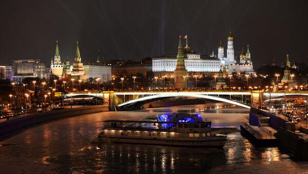 Поглед на Кремљ у Москви - Sputnik Србија