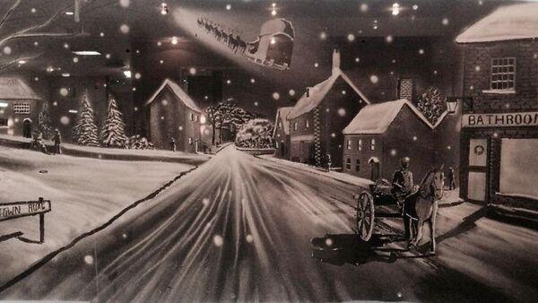 Snežni prozori: Vaša lična zimska zemlja čuda - Sputnik Srbija