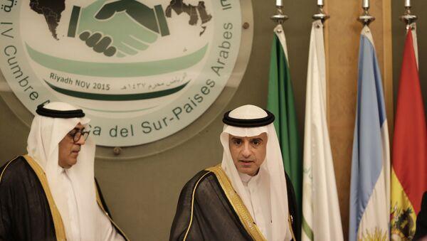 Шеф дипломатије Саудијске Арабије Адел ел Џубејр - Sputnik Србија