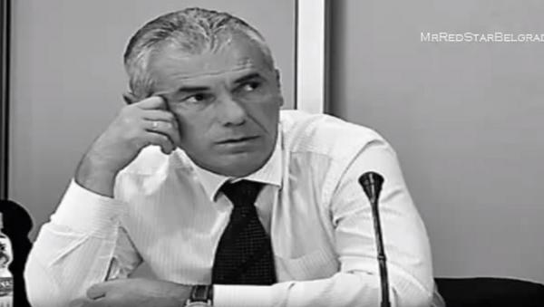 Duško Korać - Sputnik Srbija