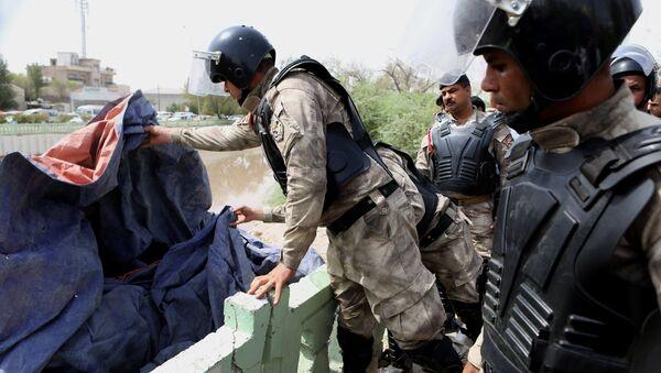 Ирачка полиција - Sputnik Србија