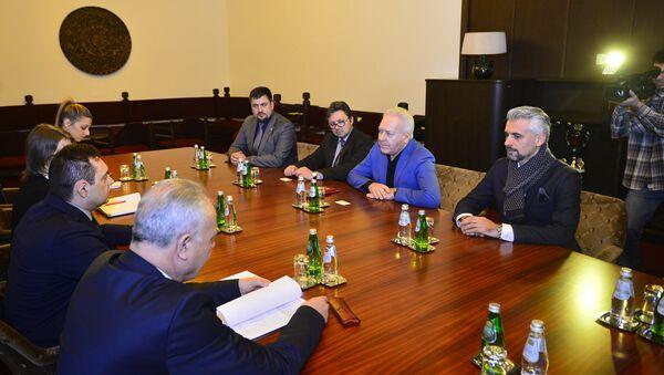 Састанак Вулин-Лисицин - Sputnik Србија