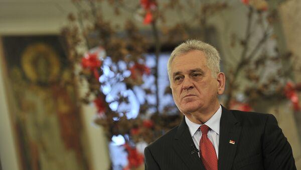 Tomislav Nikolić - Sputnik Srbija