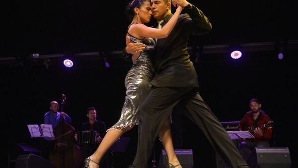 Festival argentinskog tanga u Kazanju - Sputnik Srbija
