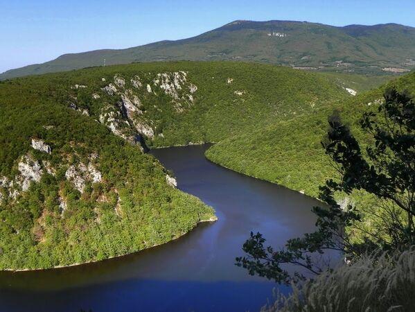 Језеро Бочац, Република Српска - Sputnik Србија