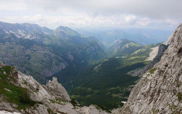 Долина реке Сутјеске, Република Српска - Sputnik Србија
