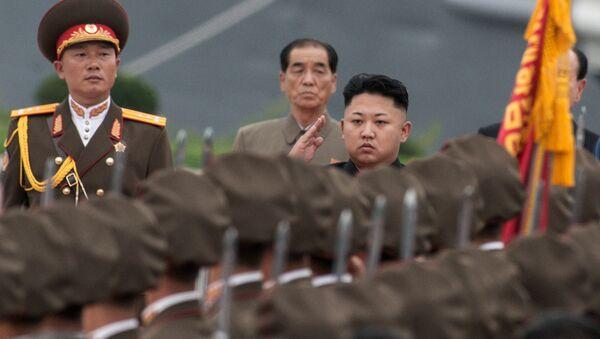 Северна Кореја Ким Џонг Ун - Sputnik Србија