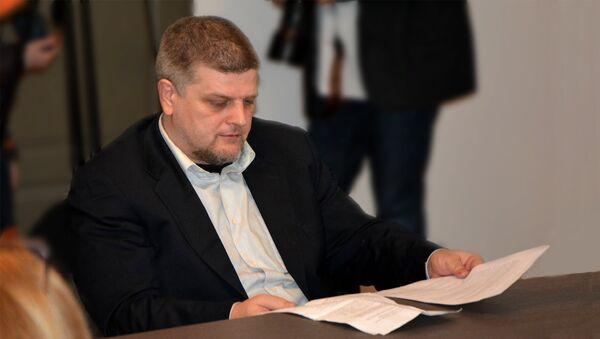 Pisac Vladimir Kecmanović - Sputnik Srbija