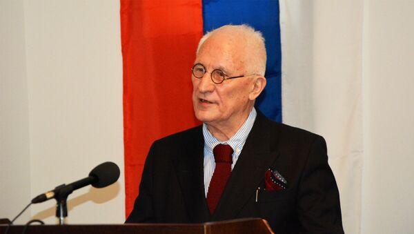 Akademik Matija Bećković - Sputnik Srbija