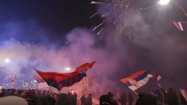 Banjaluka za Dan republike - Sputnik Srbija