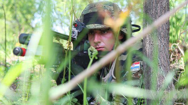 Хрватска војска, наоружавање - Sputnik Србија