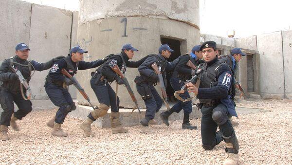 Members of the Iraqi National Police - Sputnik Србија