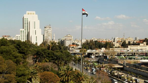 Главни град Сирије, Дамаск - Sputnik Србија