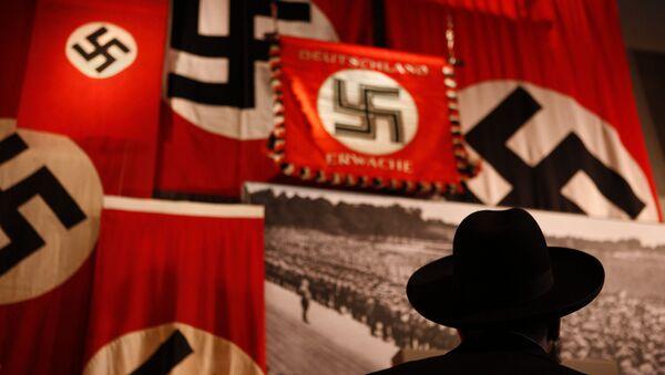 Нацистичке заставе - Sputnik Србија