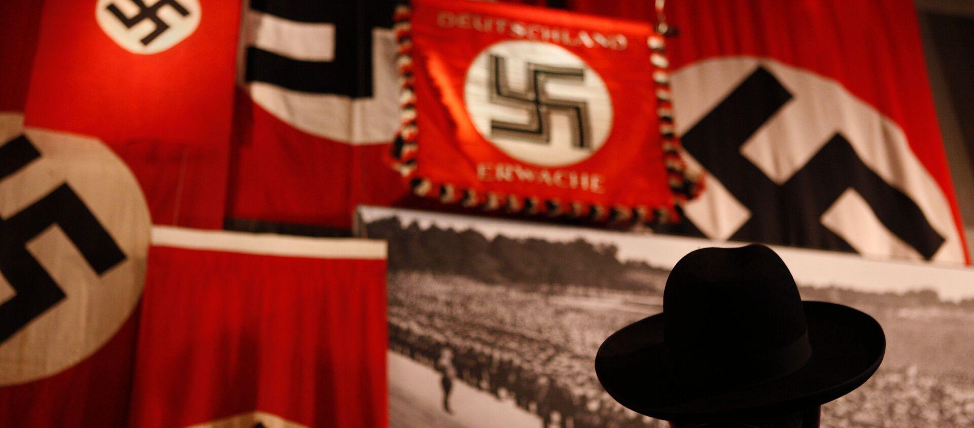 Нацистичке заставе - Sputnik Србија, 1920, 06.05.2017