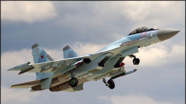 Сухој Су-35М - Sputnik Србија