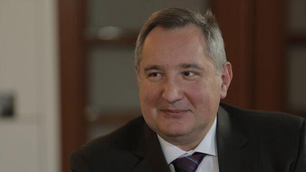 Потпредседник Владе Русије Дмитриј Рогозин - Sputnik Србија