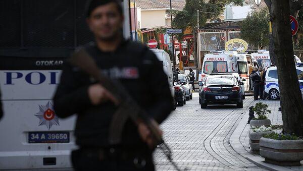 DAEŠ odgovoran za eksploziju u Istanbulu? - Sputnik Srbija
