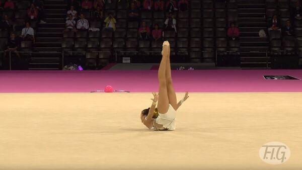 Гимнастичарка - Sputnik Србија