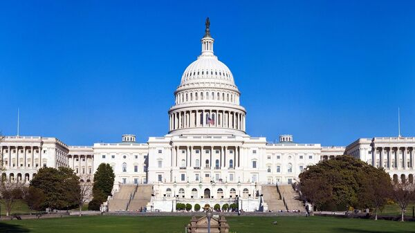 Капитол, седиште Конгреса Сједињених Америчких Држава - Sputnik Србија