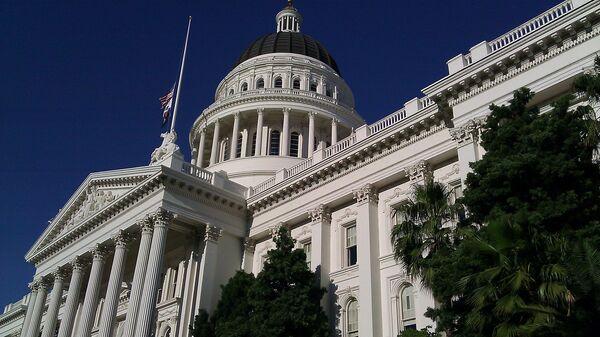 Kapitol, sedište Kongresa Sjedinjenih Američkih Država - Sputnik Srbija
