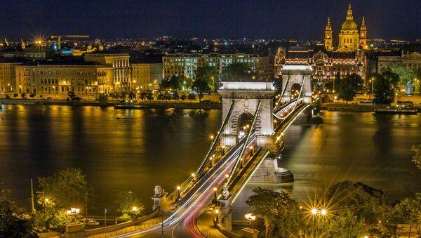 Будимпешта, престоница Мађарске - Sputnik Србија
