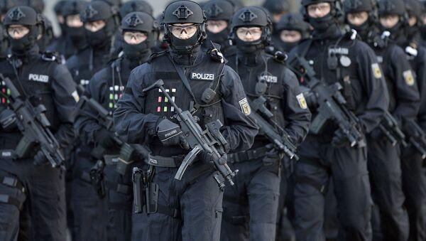 Антитероритичке јединице Немачке - Sputnik Србија