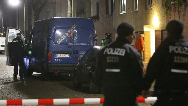 Немачка полиција - Sputnik Србија