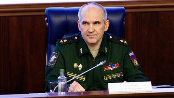 Sergej Rudskoj načelnik Glavne operativne uprave Generalštaba Rusije - Sputnik Srbija