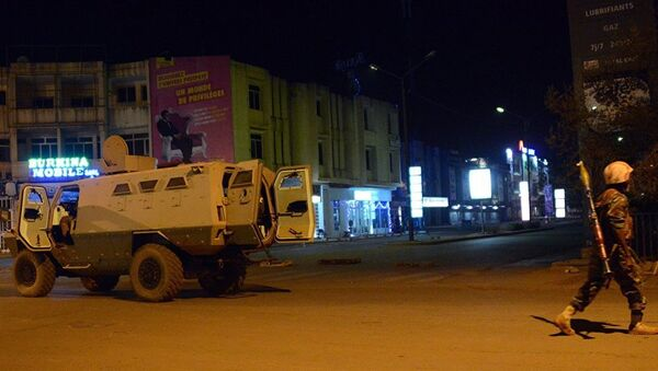 Буркина Фасо, напад исламиста - Sputnik Србија