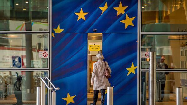 Зграда Европске комисије - Sputnik Србија