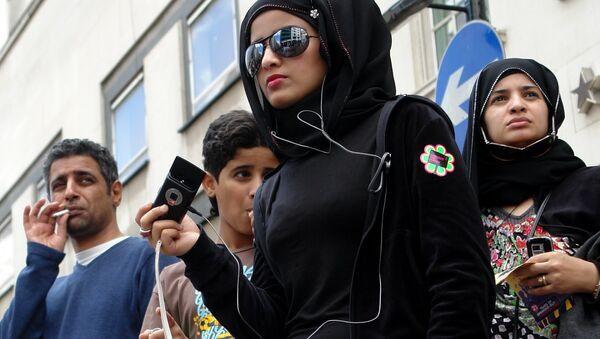 Muslimanska devojka - Sputnik Srbija