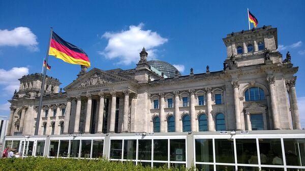 Rajhstag, sedište Bundestaga - Sputnik Srbija