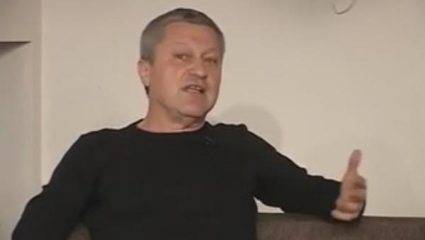 Dragan Velikić - Sputnik Srbija