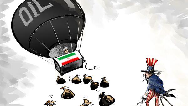 Iran-sankcije - Sputnik Srbija